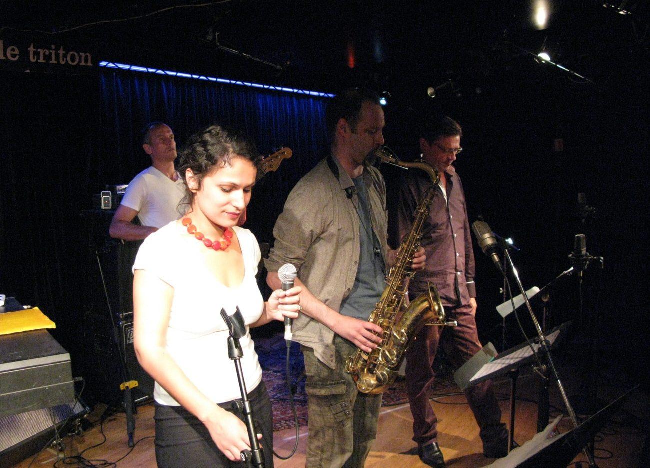 Jazz au Triton