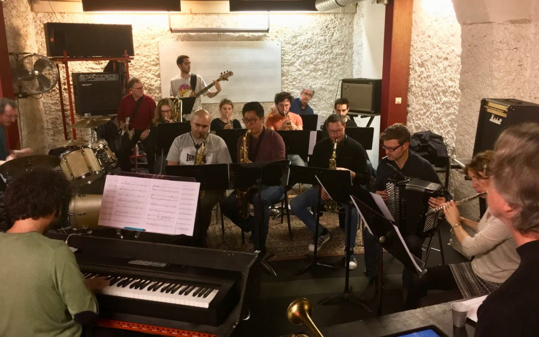 Big band de l'ARPEJ 2017