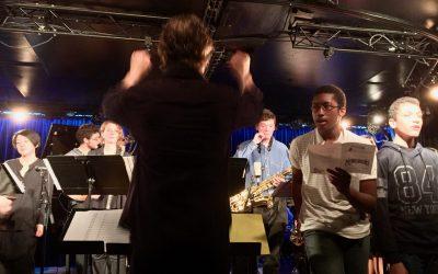 Le mardi 18 juin : concert de fin d'année de l'ARPEJ au club de jazz «Le Triton » !