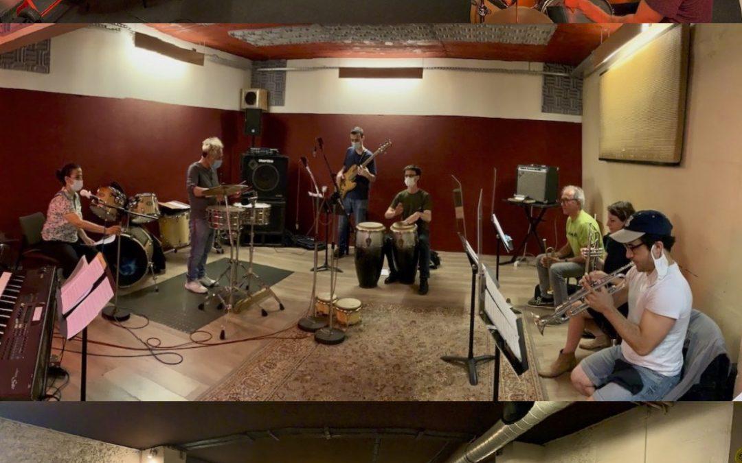 Les ateliers d'orchestres ont repris !